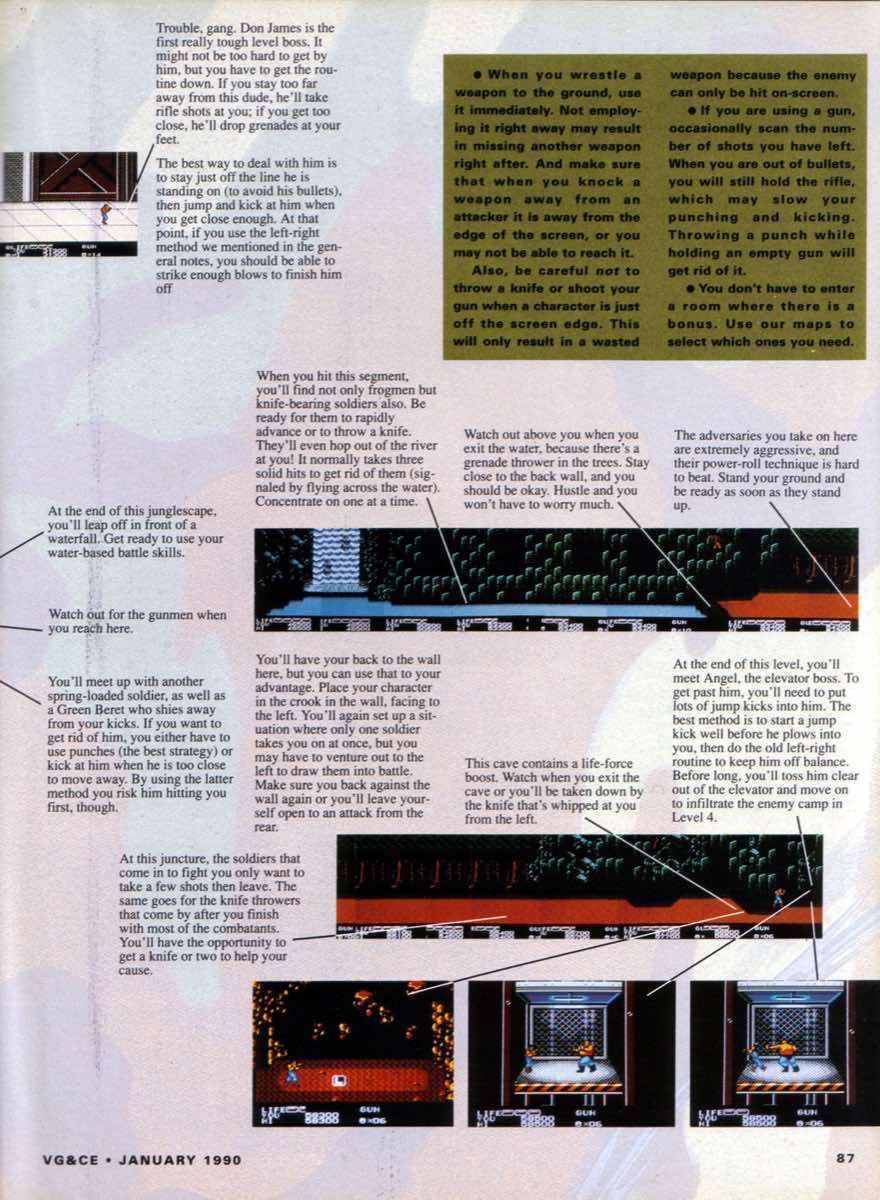 VGCE   January 1990-87