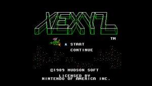 Xexyz (NES) Game Hub