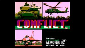 Conflict (NES) Game Hub