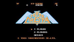Terra Cresta (NES) Game Hub