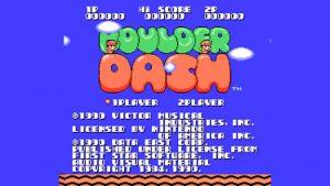 Boulder Dash (NES) Game Hub