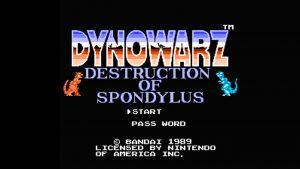 Dynowarz (NES) Game Hub