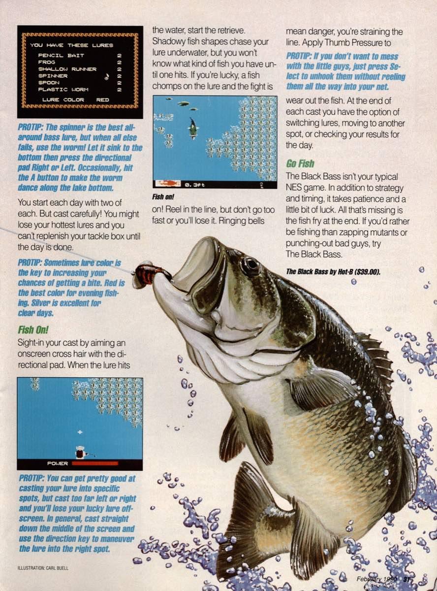 GamePro | February 1990 p-31