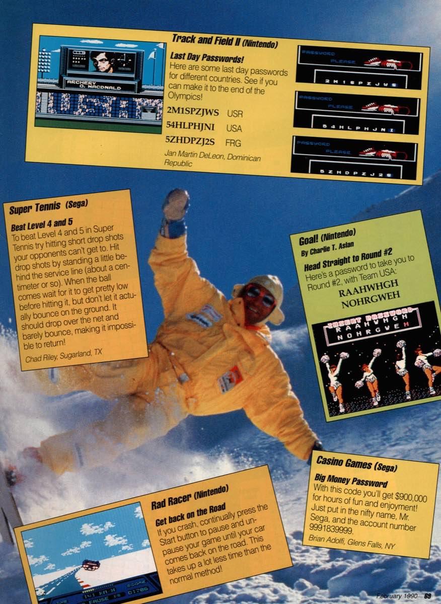 GamePro | February 1990 p-69