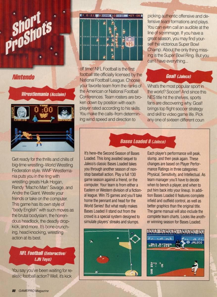 GamePro | February 1990 p-80