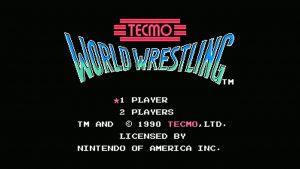 Tecmo World Wrestling (NES) Game Hub
