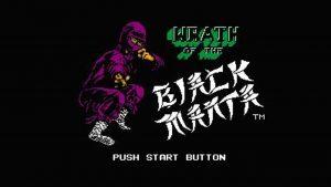Wrath Of The Black Manta (NES) Game Hub