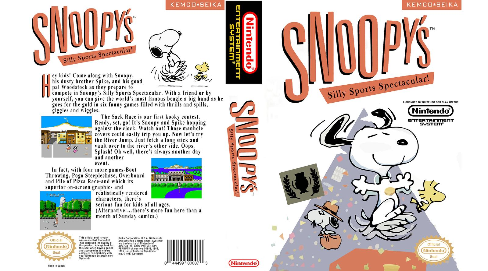 feat-snoopy