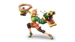 Min Min Is Next DLC Fighter For Super Smash Bros. Ultimate