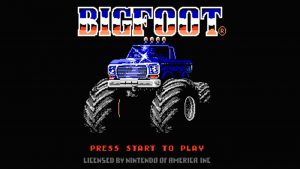 Bigfoot (NES) Game Hub