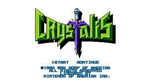 Crystalis (NES) Game Hub
