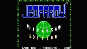 Jeopardy!: 25th Anniversary Edition (NES) Game Hub