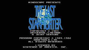 Last Starfighter (NES) Game Hub