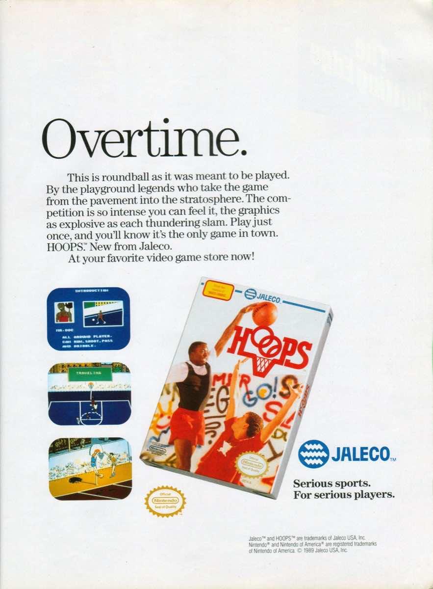 GamePro   March 1990 p-13