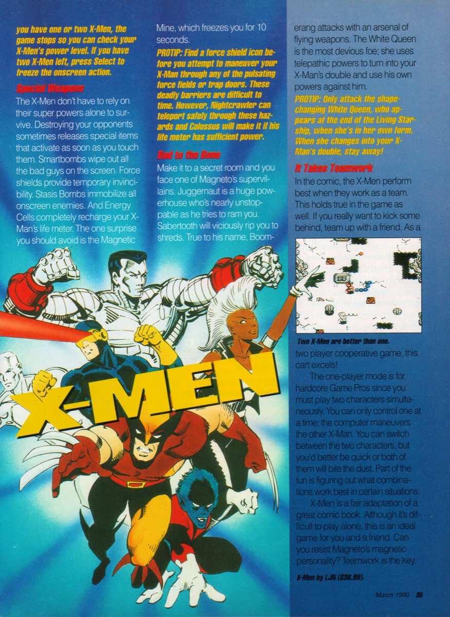 GamePro | March 1990 p-35