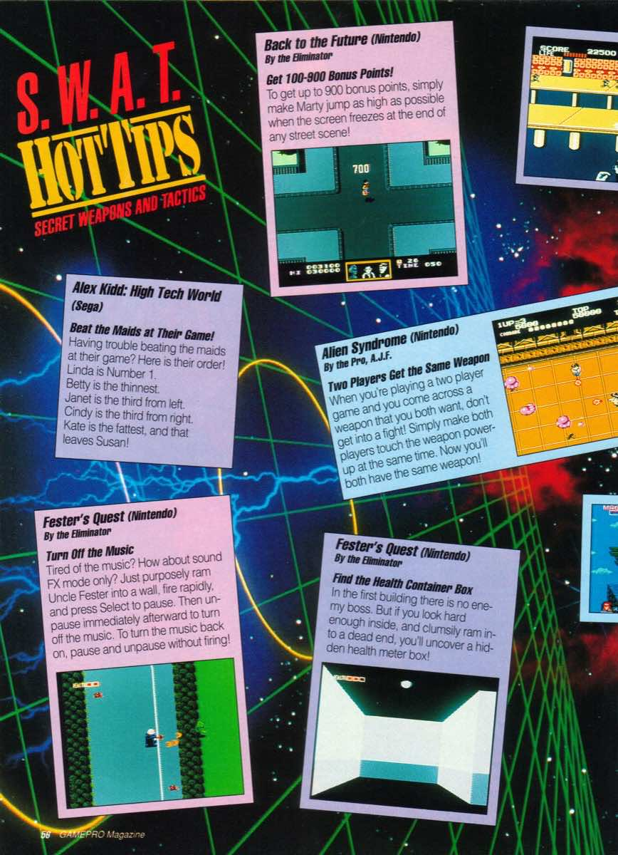 GamePro   March 1990 p-56