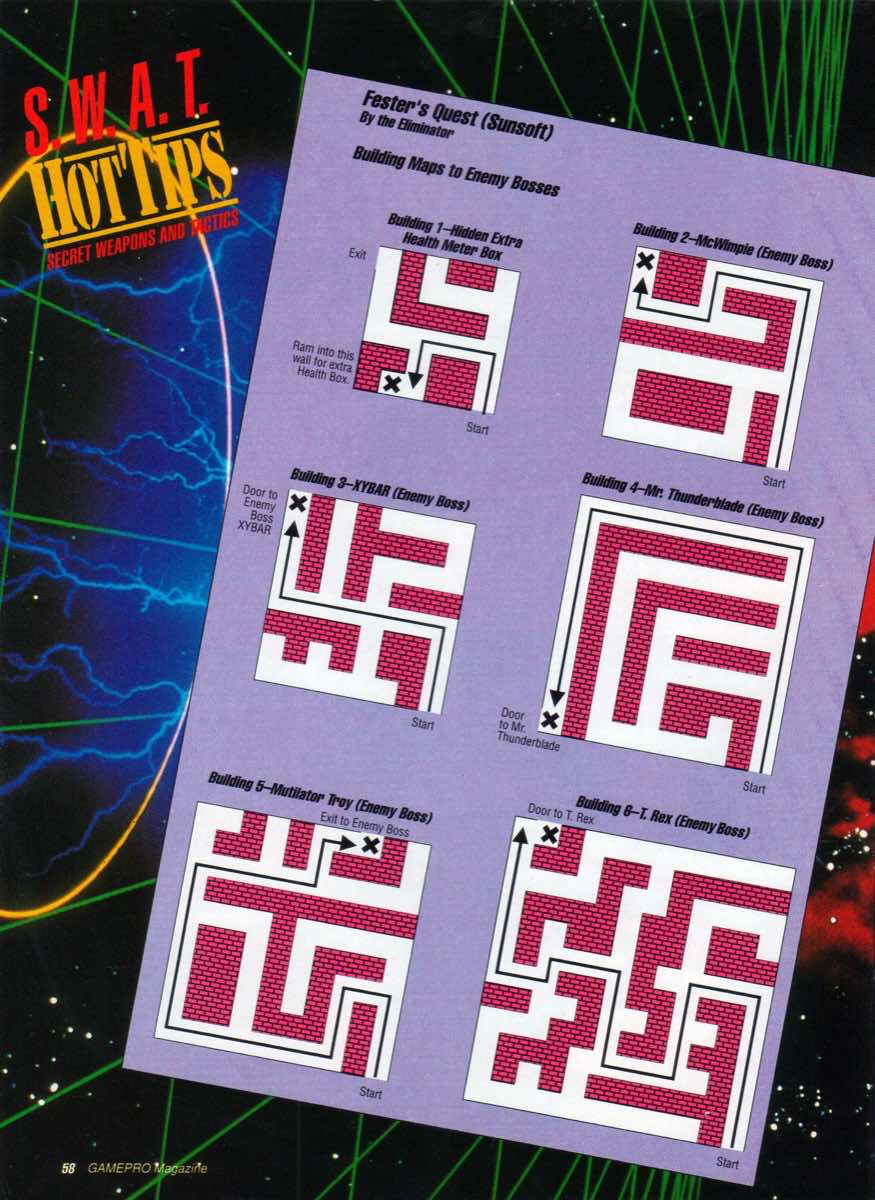 GamePro   March 1990 p-58