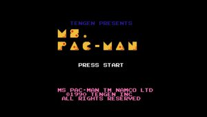 Ms. Pac-Man (NES) Game Hub