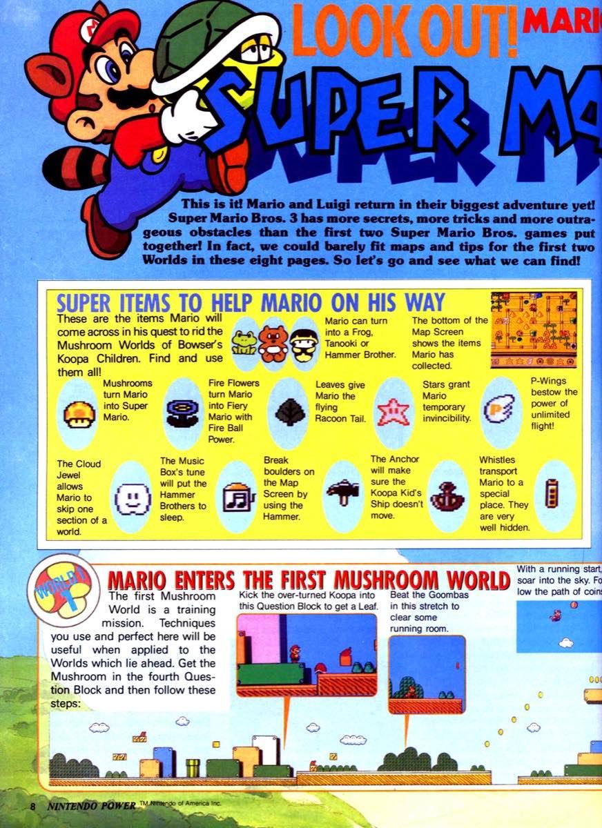 Nintendo Power   March April 1990 p-008