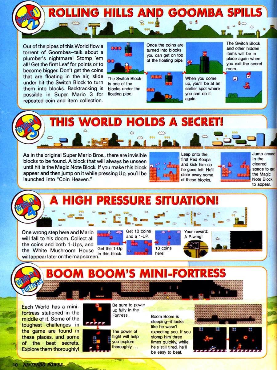 Nintendo Power   March April 1990 p-010