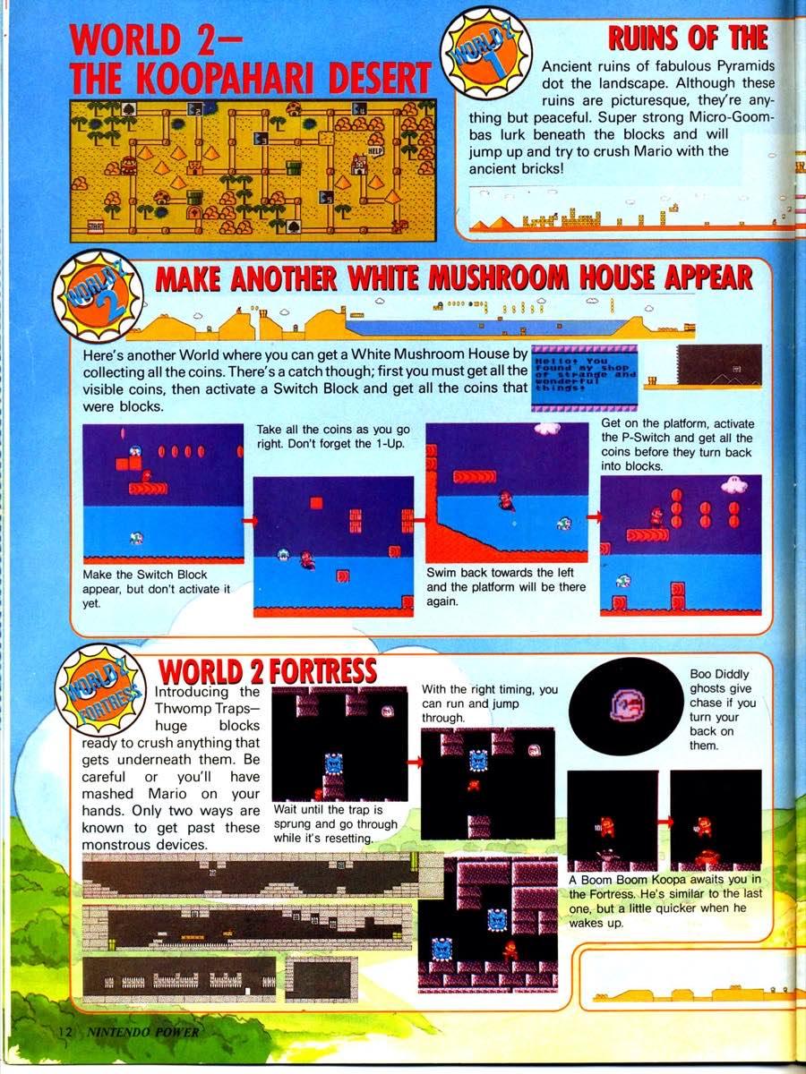 Nintendo Power   March April 1990 p-012