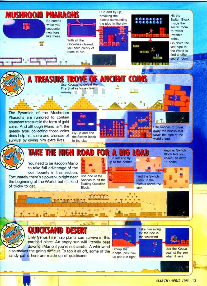 Nintendo Power   March April 1990 p-013