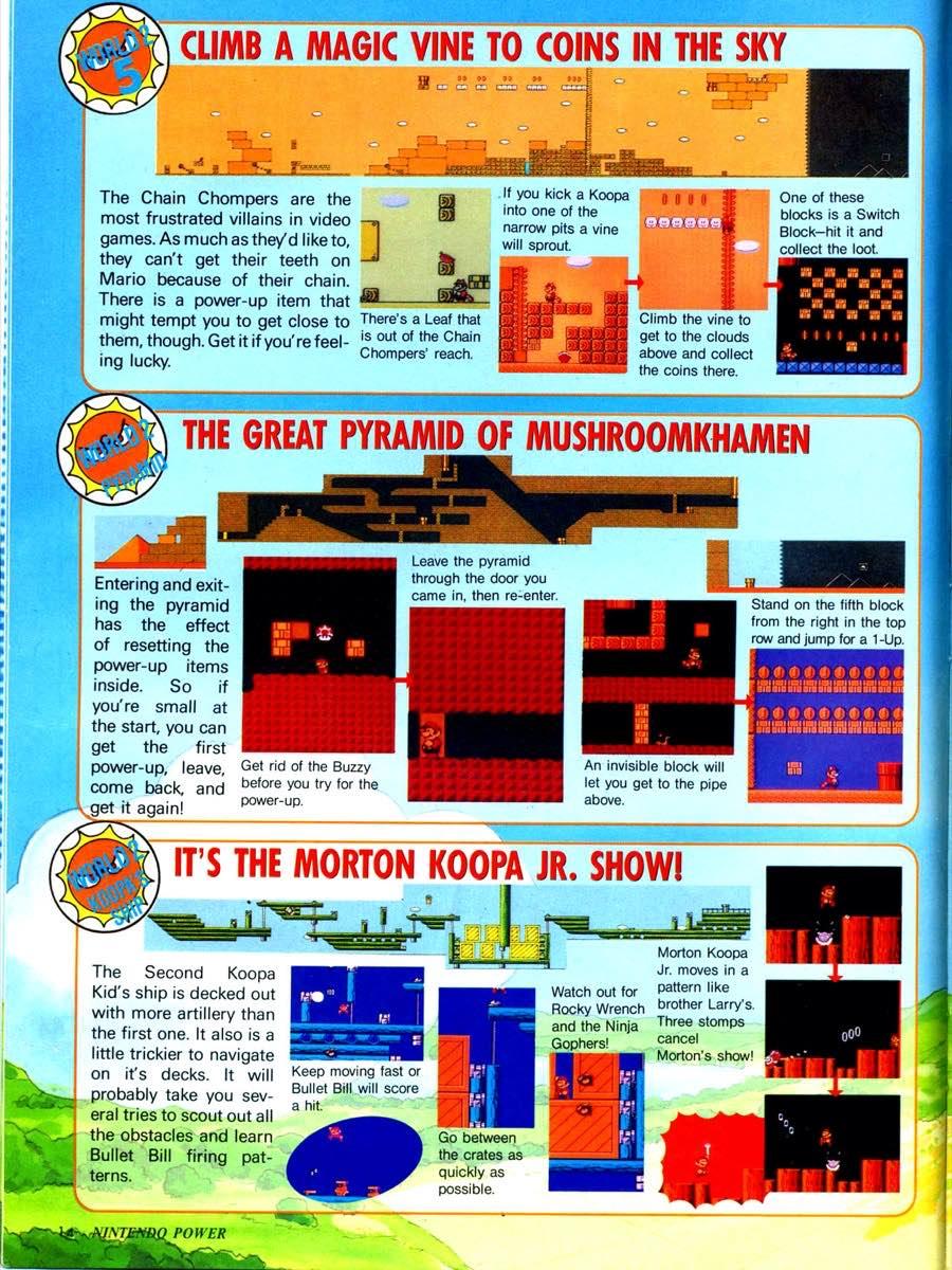 Nintendo Power   March April 1990 p-014