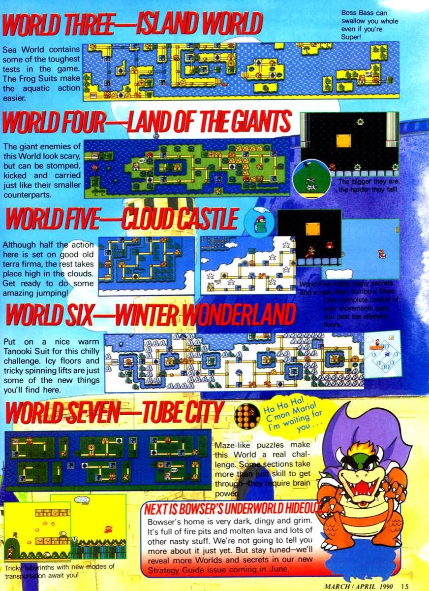 Nintendo Power   March April 1990 p-015