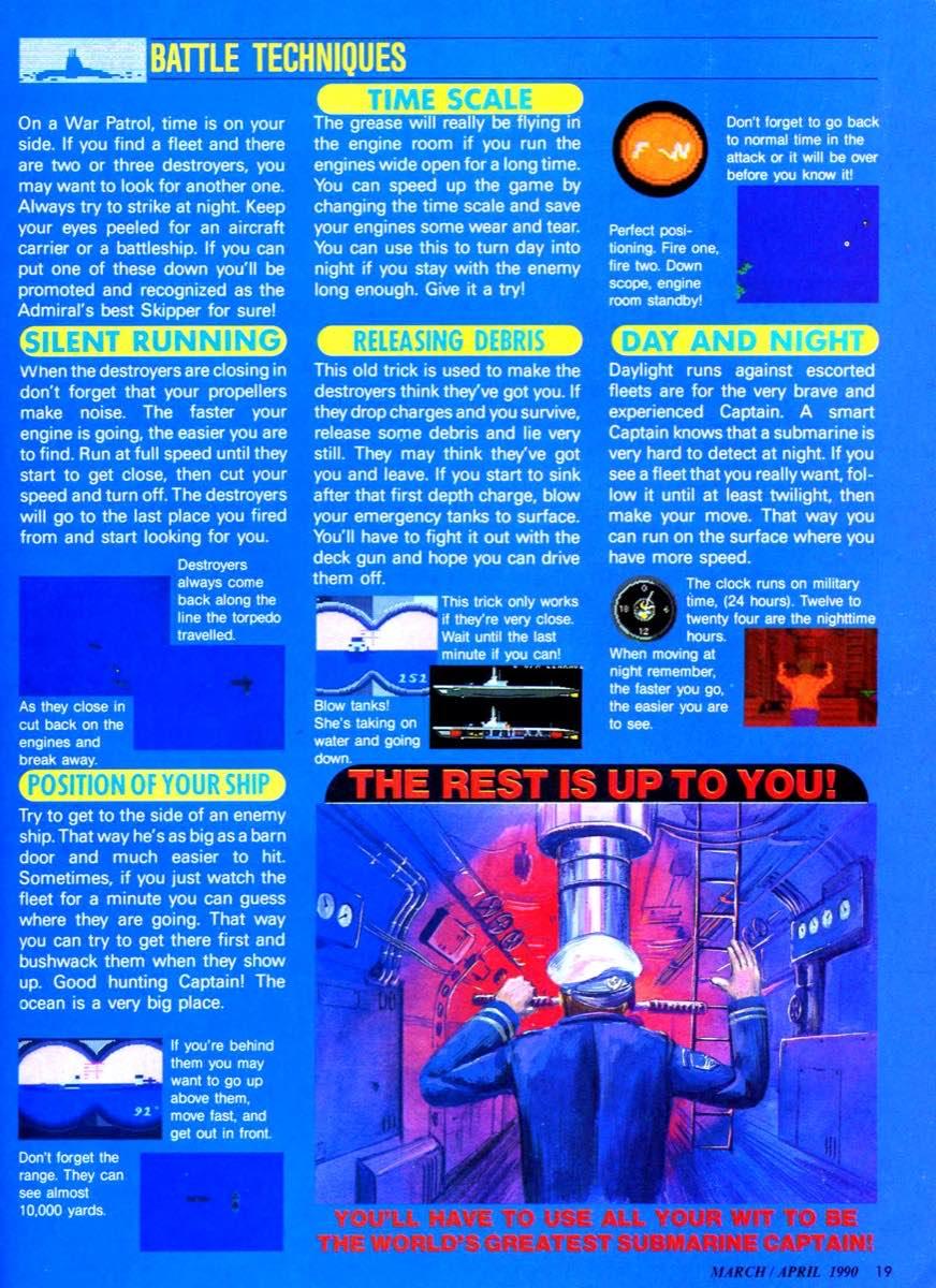 Nintendo Power | March April 1990 p-019