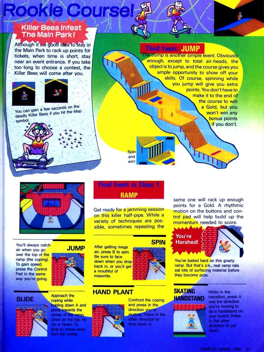 Nintendo Power | March April 1990 p-027
