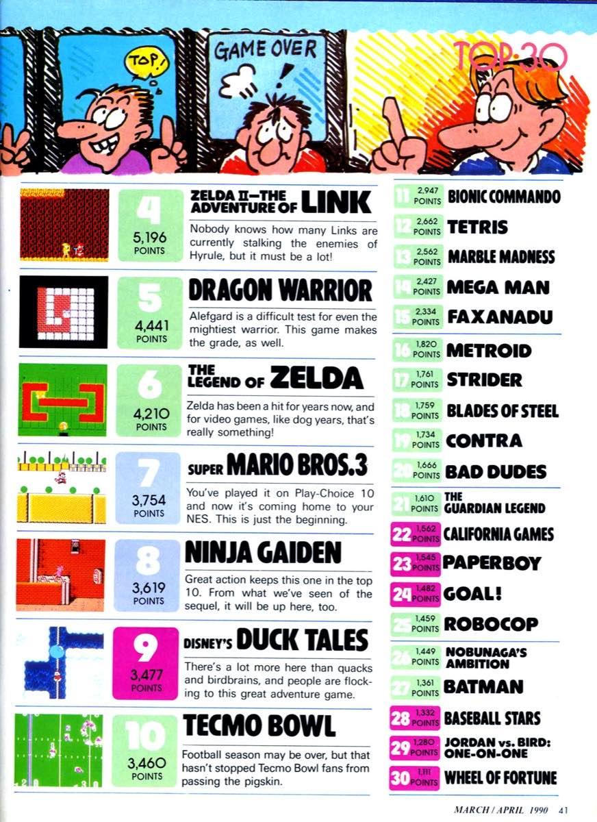 Nintendo Power | March April 1990 p-041