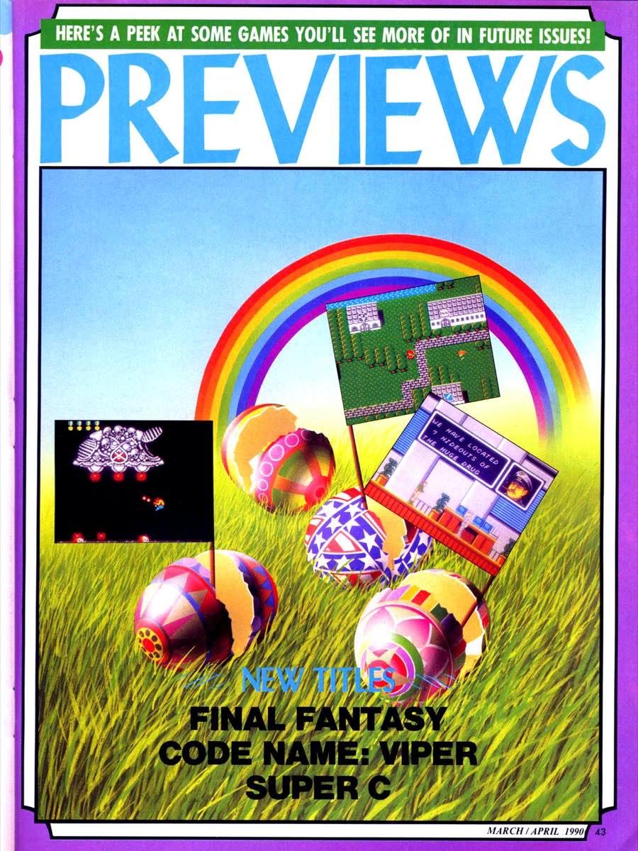 Nintendo Power | March April 1990 p-043