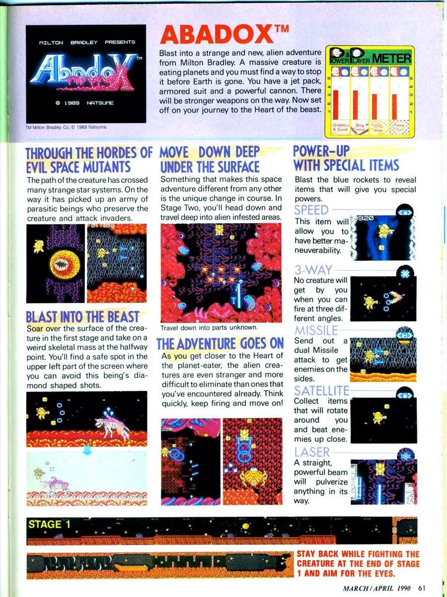 Nintendo Power | March April 1990 p-061