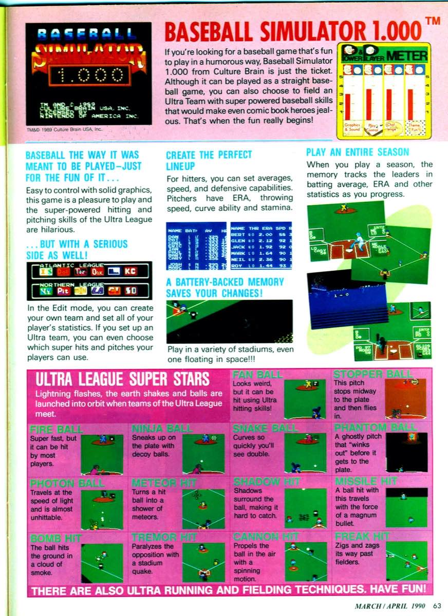 Nintendo Power | March April 1990 p-063