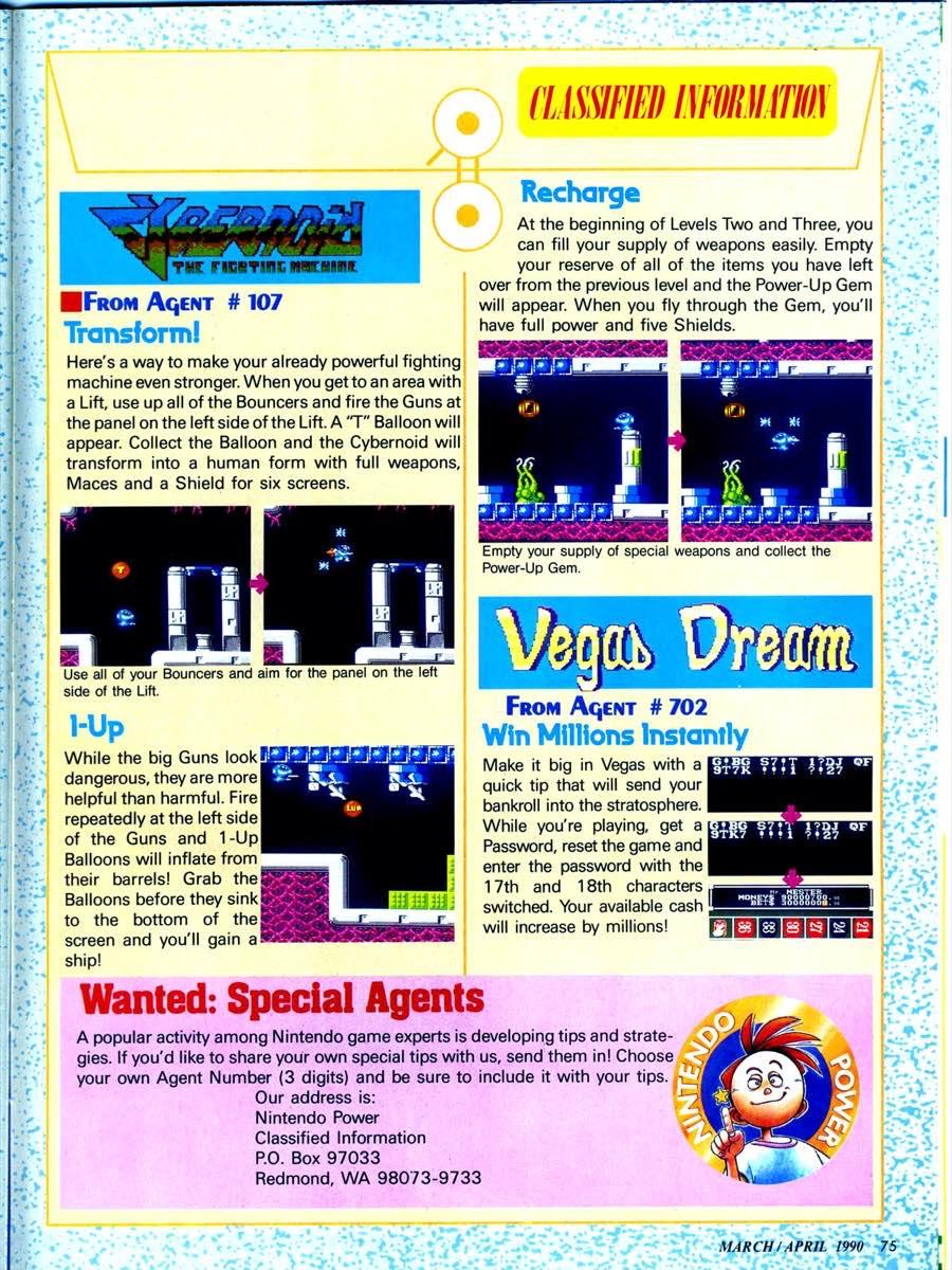 Nintendo Power | March April 1990 p-075