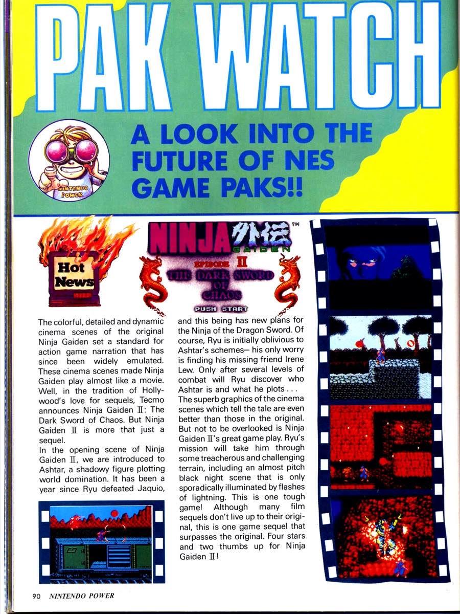 Nintendo Power   March April 1990 p-090