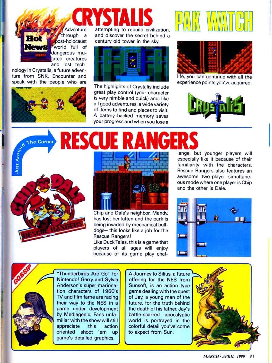 Nintendo Power | March April 1990 p-091