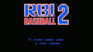 R.B.I. Baseball 2 (NES) Game Hub