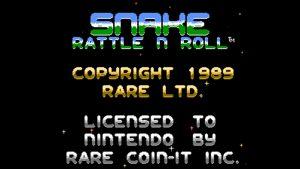 Snake Rattle N Roll (NES) Game Hub