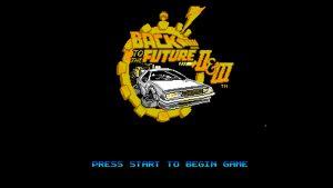 Back To The Future II & III (NES) Game Hub