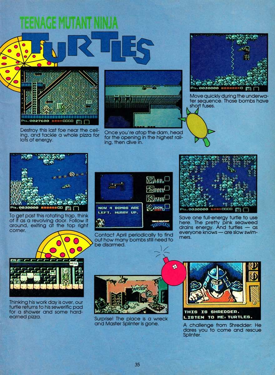 Game Player's Encyclopedia of Nintendo Games page 035