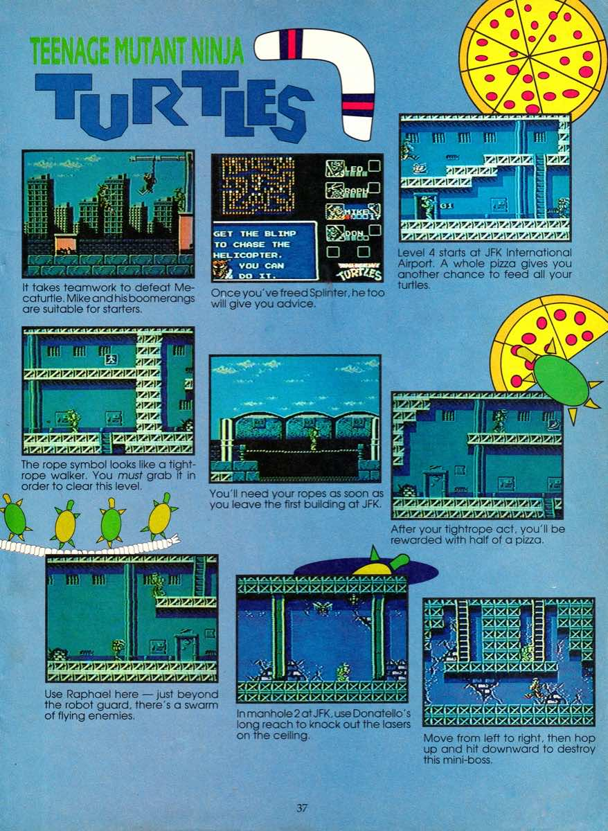 Game Player's Encyclopedia of Nintendo Games page 037