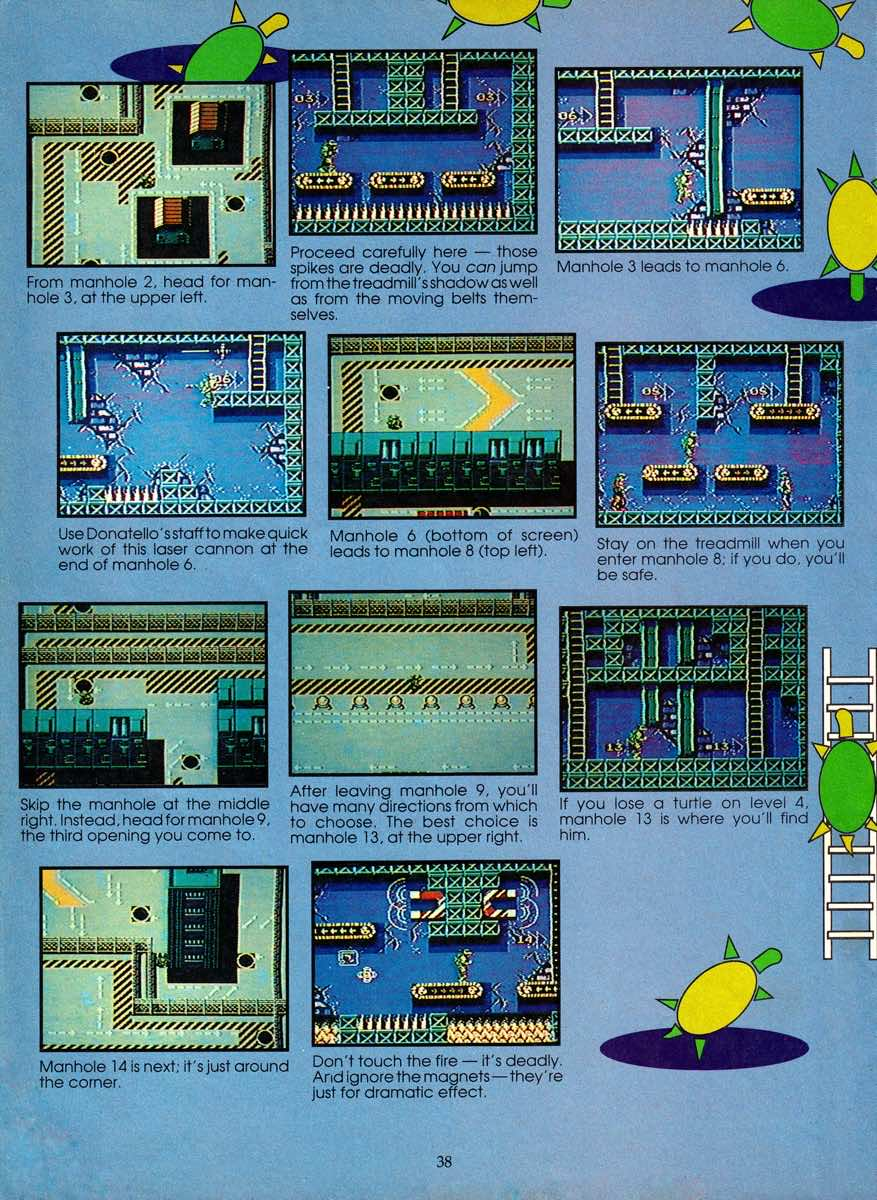 Game Player's Encyclopedia of Nintendo Games page 038