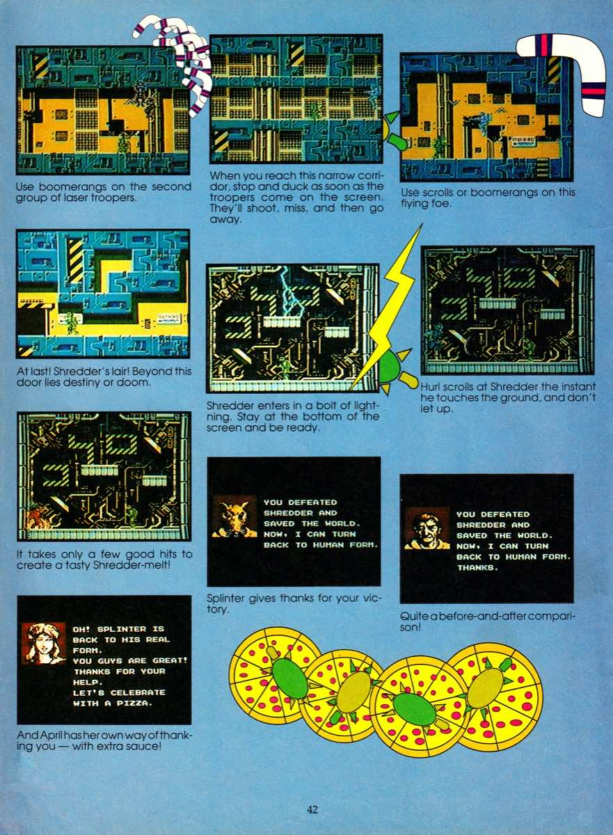 Game Player's Encyclopedia of Nintendo Games page 042