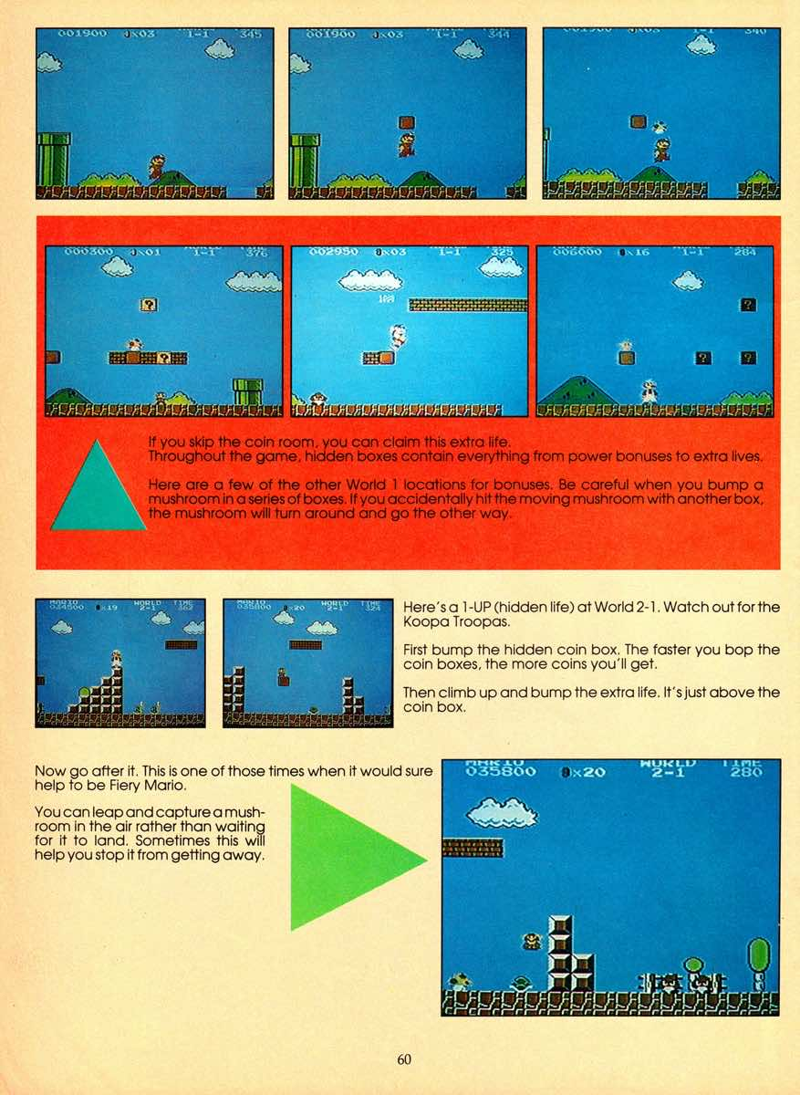 Game Player's Encyclopedia of Nintendo Games page 060