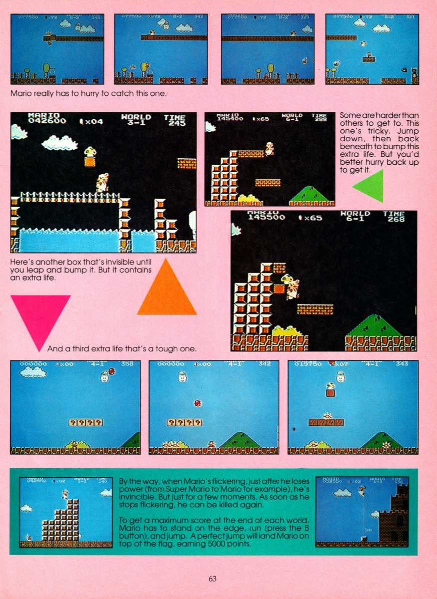 Game Player's Encyclopedia of Nintendo Games page 063