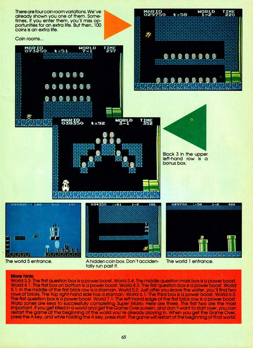 Game Player's Encyclopedia of Nintendo Games page 065