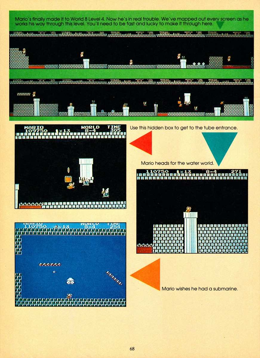 Game Player's Encyclopedia of Nintendo Games page 068