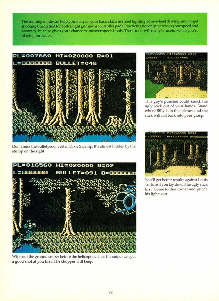 Game Player's Encyclopedia of Nintendo Games page 072