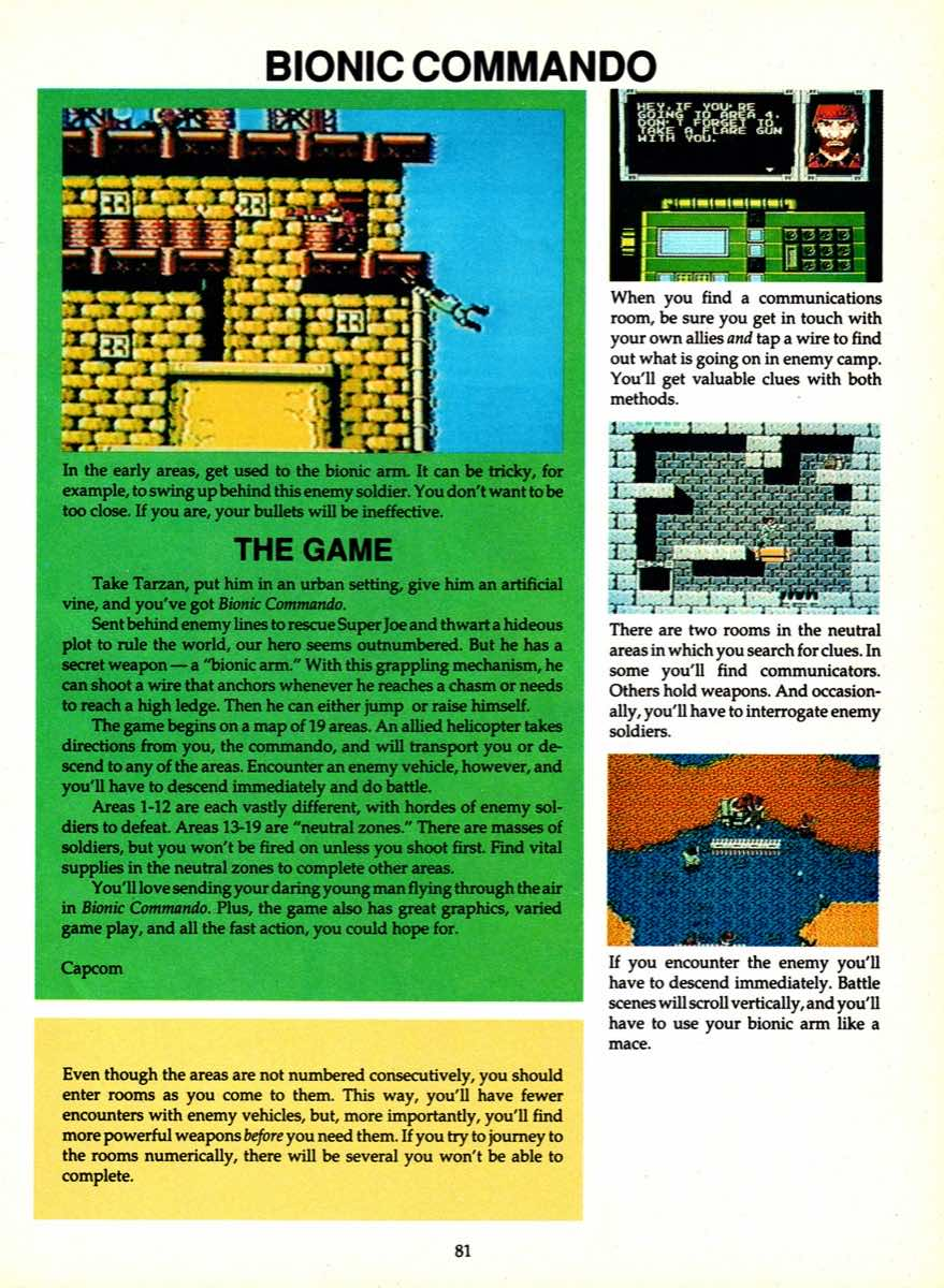 Game Player's Encyclopedia of Nintendo Games page 081